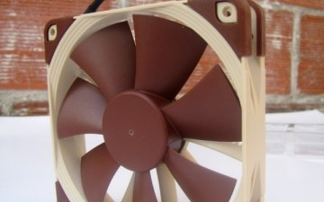 NOCTUA NF-F12 PWM : le test du top