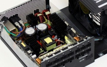 Test Alimentation Corsair AX1200i