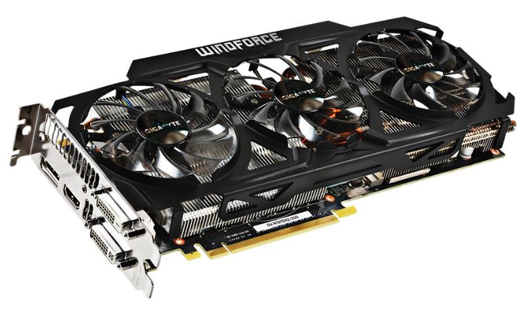 Mise en vente de la Gigabyte GeForce GTX 780 Ti GHz Édition