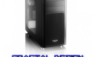 Test FRACTAL DESIGN Arc Mini R2