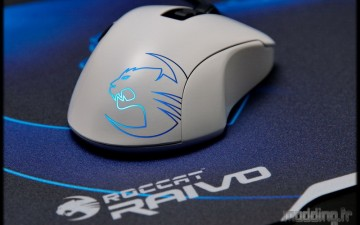 TEST KONE Pure Phantom White de ROCCAT