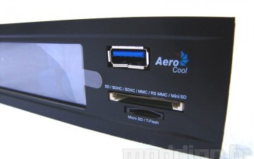 Test AEROCOOL CoolTouch-R