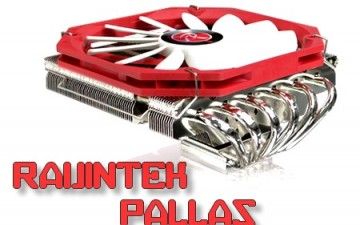 Test RAIJINTEK Pallas