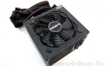 TEST Alimentation GIGABYTE Pulse 650Watts