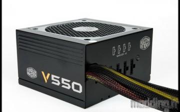 [TEST] Cooler Master V550S