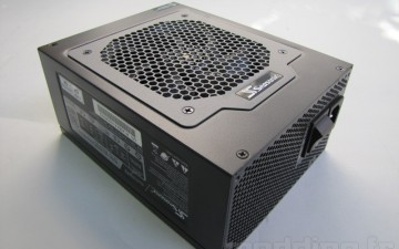 Test SEASONIC Platinum 1050W
