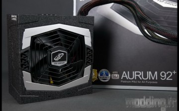[TEST] Alimentation FSP Aurum 92+ 650W