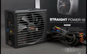 [TEST] Alimentation BeQuiet Straight Power 10 400W