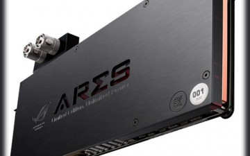 [TEST] ASUS ARES III , la carte graphique d'exception !