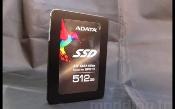 [TEST] SSD ADATA SP910 Premier Pro 512gb