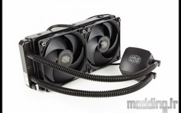[TEST] AIO Nepton 240M de Cooler Master
