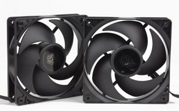 [TEST] Ventilateur Silencio FP120 Cooler Master