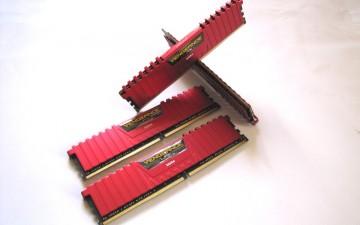 [TEST] DDR4 CORSAIR Vengeance LPX 4×4 Go 2666MHz
