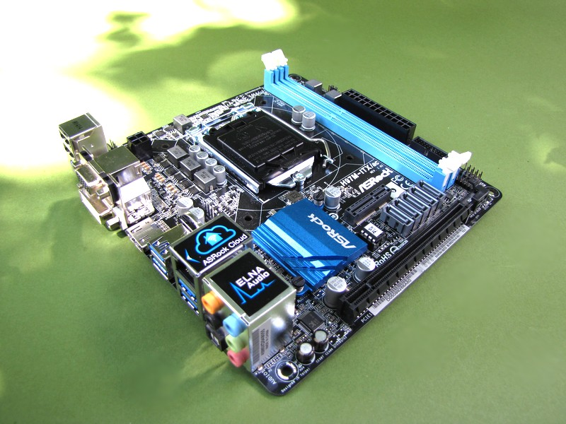 [TEST] ASROCK H97M-ITX /ac