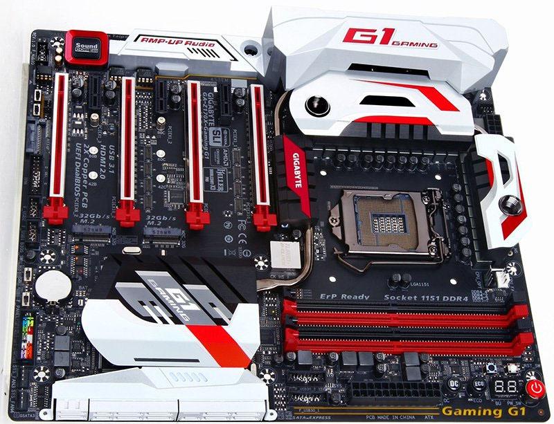 GAZ97HD3 rev 10  Motherboard  GIGABYTE