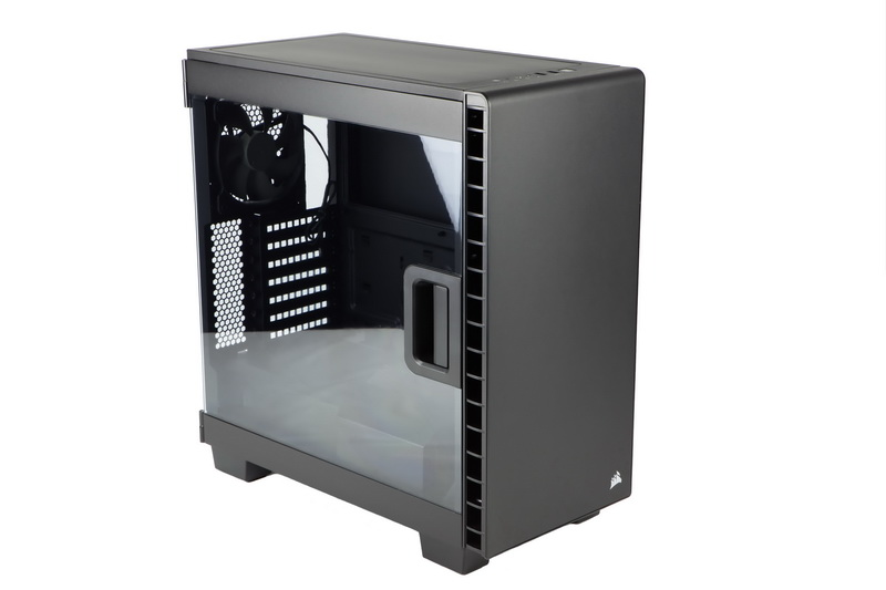 [TEST] Carbide 400C de Corsair