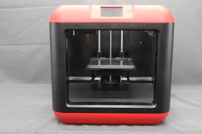 test imprimante 3d finder de flashforge. Black Bedroom Furniture Sets. Home Design Ideas