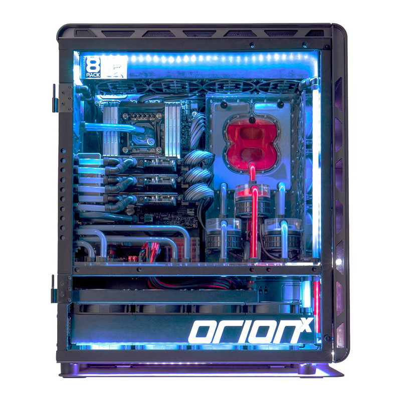 how to clean the inside of a gaming pc