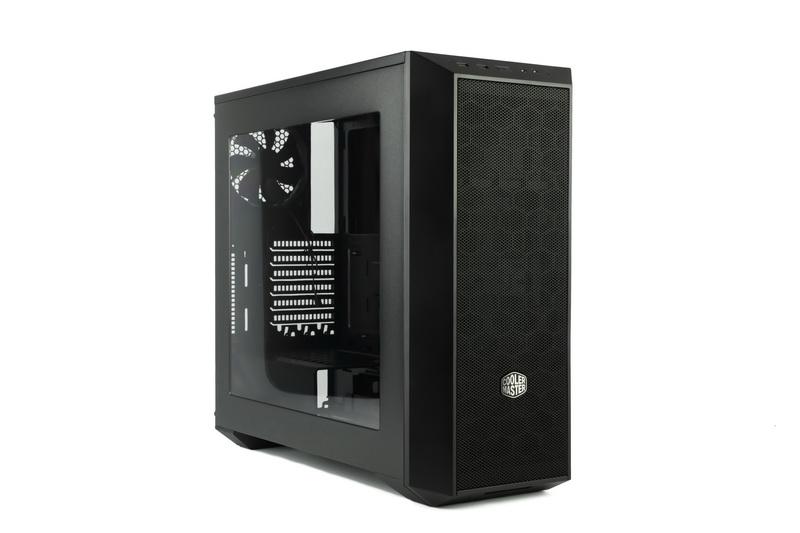 [TEST] MasterBox 5 de Cooler Master
