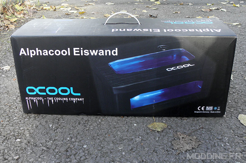 [TEST] Alphacool Eiswand