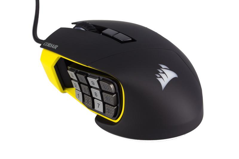 [TEST] Souris Corsair Scimitar Pro RGB