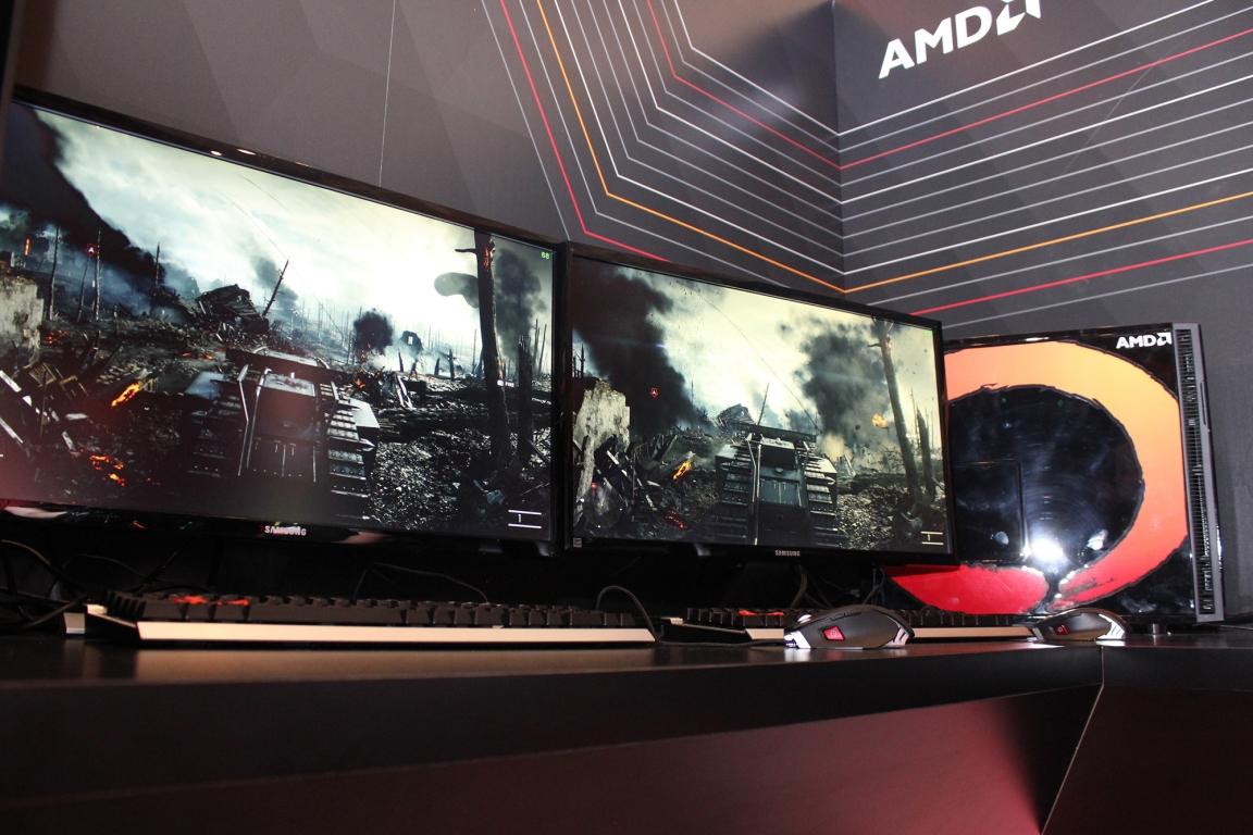 AMD Ryzen 7 1700X vs i7 6800K dans 13 Jeux