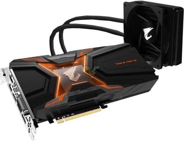 Aorus GeForce GTX 1080 Ti Waterforce Xtreme Édition...tout simplement...