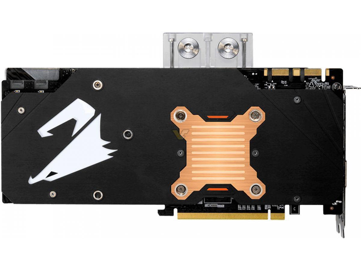 Gigabyte lance la GeForce GTX 1080 Ti AORUS Waterforce XE