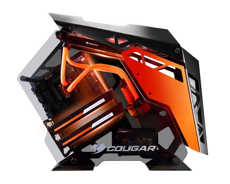 Cougar dégaine son Conquer Tempered Glass