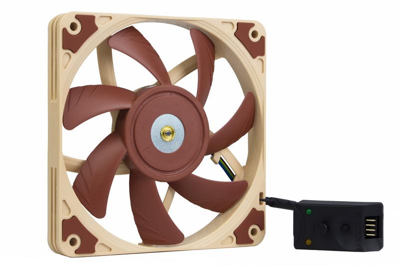 [TEST] Ventilateur Noctua NF-A12x15
