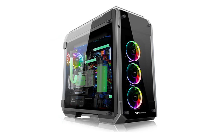 Thermaltake annonce le View 71 Tempered Glass Edition