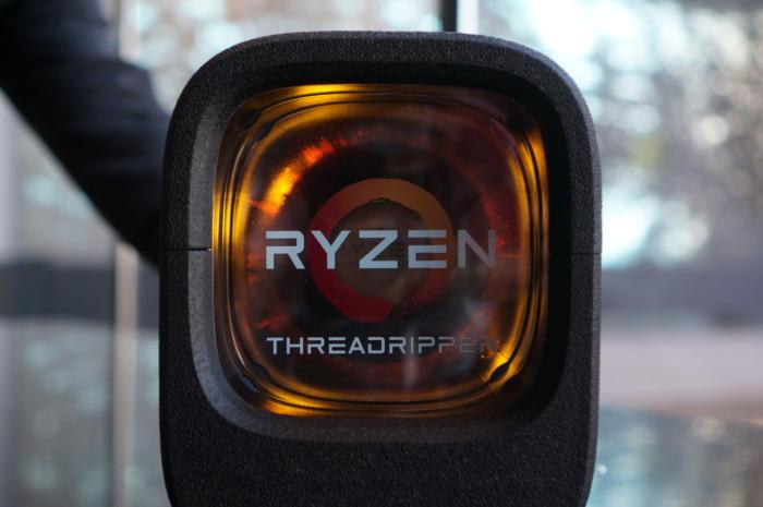 Les ingénieurs de AMD ont élaboré Ryzen Threadripper sur leur temps libre