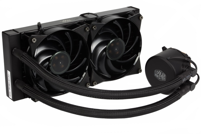 [TEST] AIO Cooler Master MasterLiquid 240