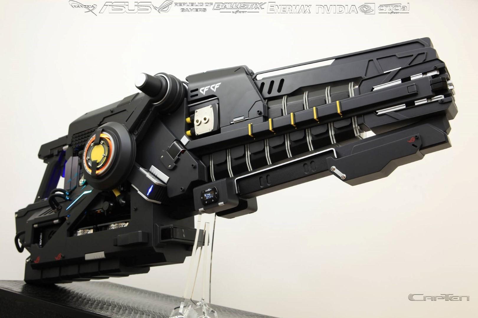 Modding Hour #5 : ROG Carabine