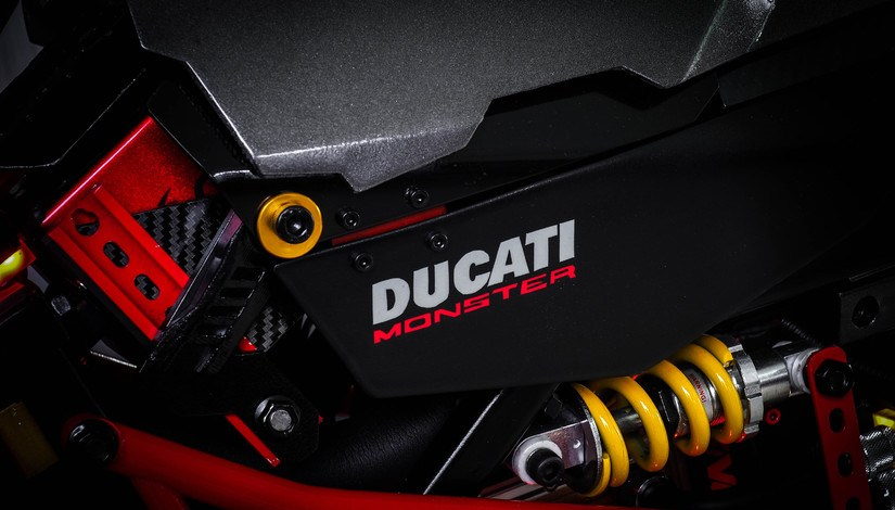 [MOD] Ducati Monster PC Ultimate par Palmparkour