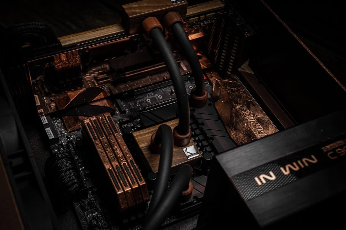 Modding Hour #17 : Wood PC
