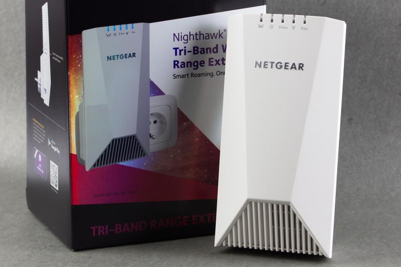 [TEST] Répéteur Wifi Netgear NightHawk X4S