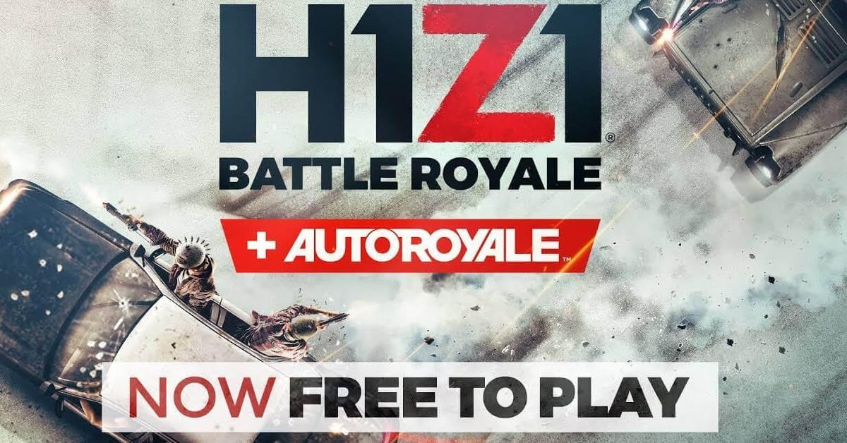 H1Z1 devient gratuit