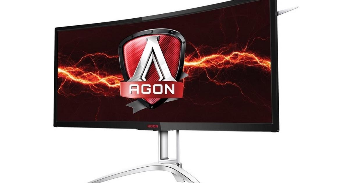AOC vient de lancer son moniteur de jeu Agon AG352UCG6