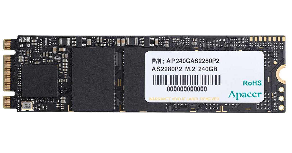 Apacer annonce des SSD NVMe abordables