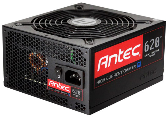 Antec annonce la gamme: High Current Gamer M Series