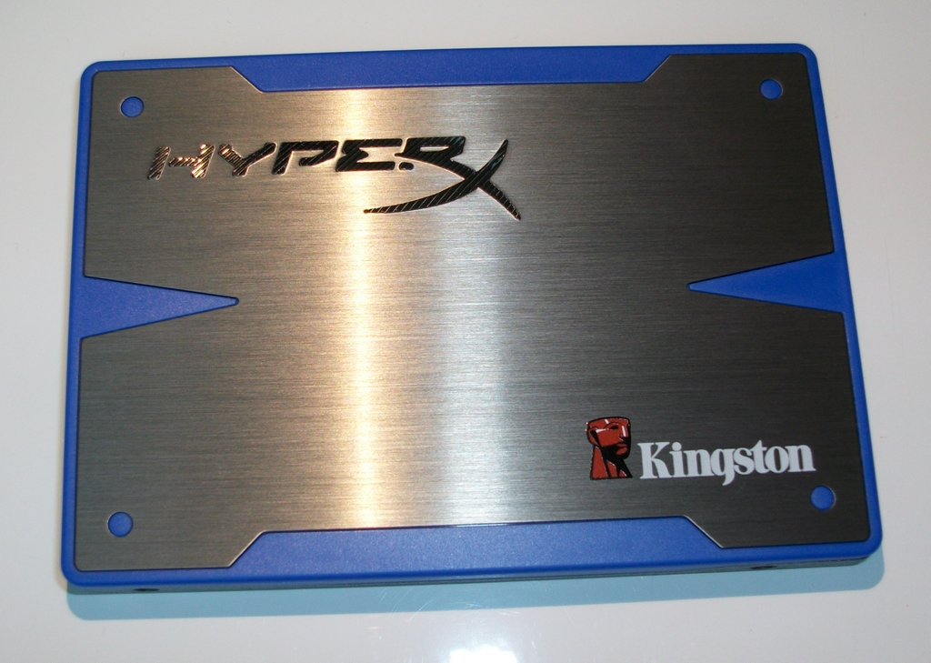 [TEST] SSD Kingston HyperX 120 Go