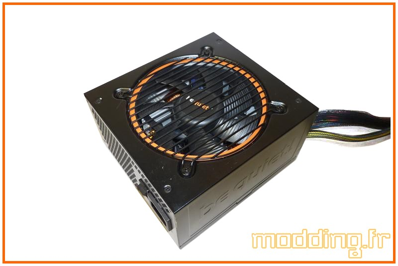 [TEST] Alimentation Bequiet! PurePower L8