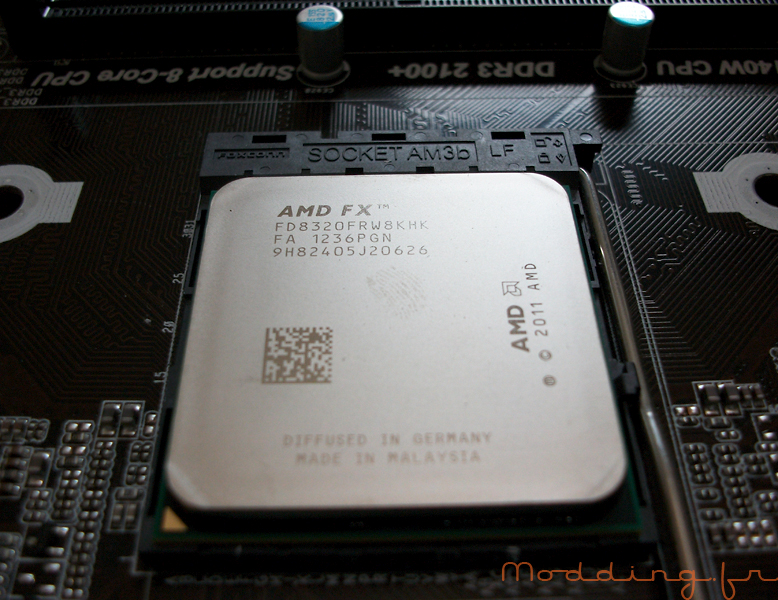 [TEST] CPU AMD FX8320