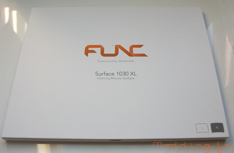 [TEST] Tapis de souris Func Surface 1030 XL