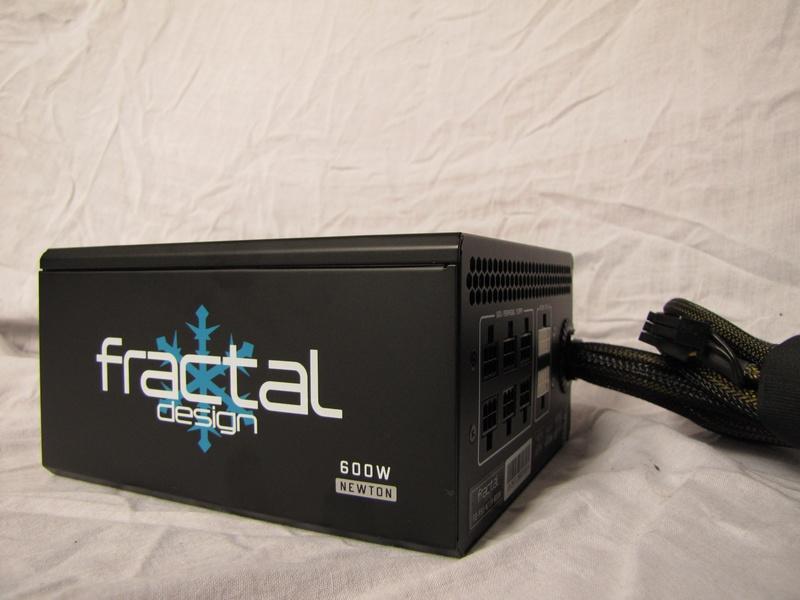 [TEST] Alimentation Fractal Design Newton R3 600W