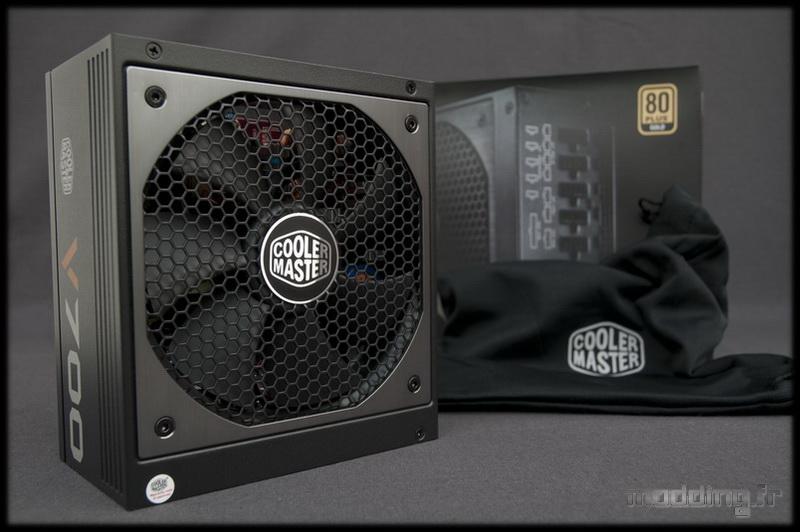 [TEST] Alimentation Cooler Master V700