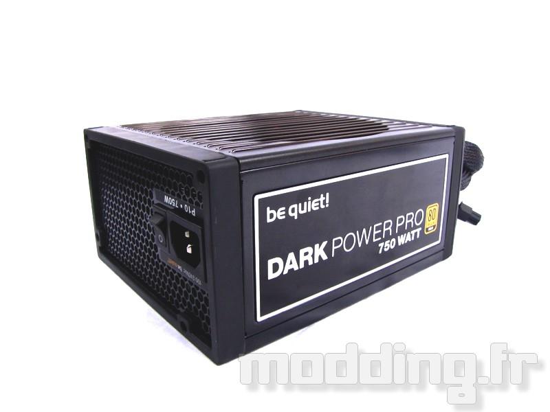 [TEST] Alimentation Bequiet! Dark Power Pro 10 750W