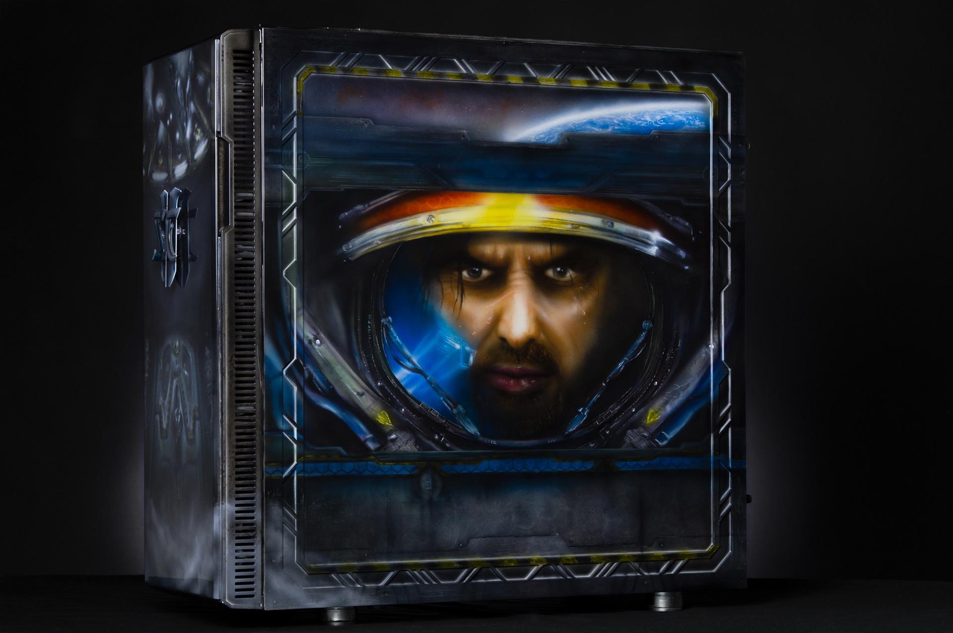 [MOD] StarCraft Tribute by Johnny71