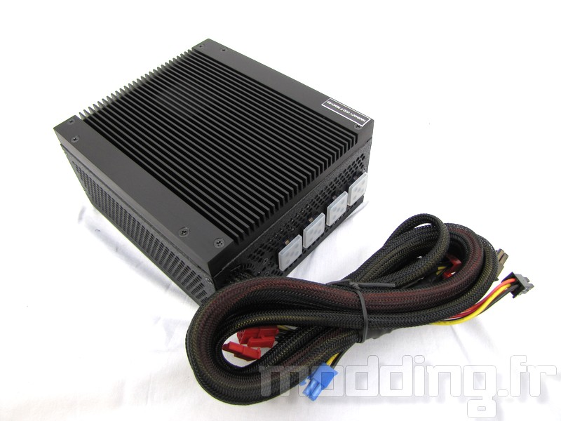 [TEST] Alimentation Fanless Super Flower Golden Silent 500W